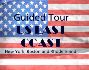 USA Guided tour